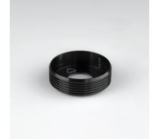 Winger Beauty Ring SS Noir (24/22)